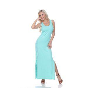 Cameron' Maxi Dress 303-04 Mint